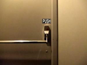 door-push-bar