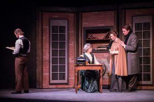 The Christmas Carol Rag 2017 Bat Theatre Blogbat Theatre Blog